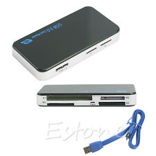 USB 3.0 Compact Flash All-in-1 Multi Memory Card Reader Adapter CF MicroSD MS XD