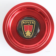 Rover 820 Vitesse 820Ti Oil Filler Cap Red Aluminium T16 Turbo T series