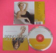 CD SOUNDTRACK SLIDING DOORS DIDO BLAIR JAMIROQUAI ELTON JOHN 1998 GERMANY (OST5)