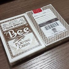 12 Sealed Decks of Bee Brown Wynn Playing Cards Theory11
