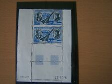 FRANCE, 1970 AIR ,U/MINT PAIR, 20F TOP VALUE,CAT £34,EXCELLENT.