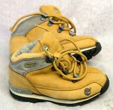Timberland Leather Boys Toddler Boots Winter Infant UK 11
