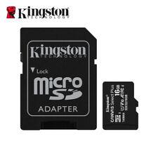 Kingston 16GB MicroSD SDHC Class 10 Tarjeta de Memoria + Adaptador SDCS2/16GB
