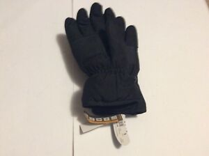 SKI GLOVES BY ATHLETIC WORKS WATERPROOF INSULATED LARGE