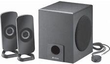 RadioShack 16Watt 2.1 Multimedia Speakers with Control Pod and Subwoofer (IL/PL1