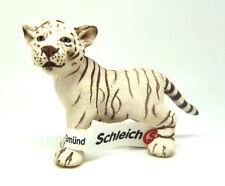 X9) NEU Schleich 14384 Tiger Tigerbaby weiß  Schleichtier Schleichtiere