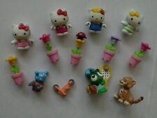 LEGO Mini Figures,pieces, Hello Kitty,animals,  flowers, parts