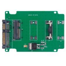 Raccomandata P. - 1.8'' Micro SATA MSATA SSD a 7+15 2.5'' SATA Adattatore Conver