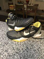 Nike Zoom KOBE VII 7 SUPREME DEL SOL BLACK SILVER TOUR YELLOW 488244-001 SZ 11