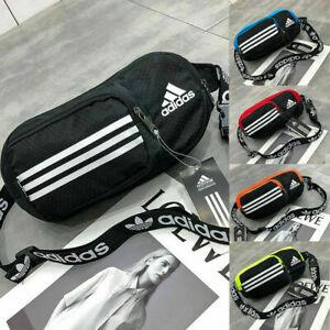 New Stylish Adidas Men's Women's Cross Body Shoulder Messenger Bag Handbag UK