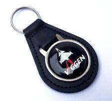 Porte-clés en cuir pour Saab 9-3