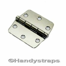 Butterfly Hinge 75mm X 36mm Stainless Steel Marine Sailing Handy Straps