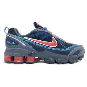 Nike Shox Junga II Men's Size 9 Mesh Trail Sneaker 316185-062 | Rare Promo 2006