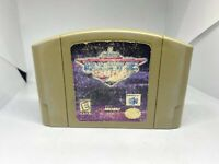 NFL Blitz 2000 N64 (Nintendo 64, 1999) Authentic, Cleaned & Working!