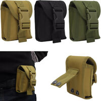 Tactical Pouch Molle Hunting Bags Belt Waist Bag Pack Cigarette Storage Bag Case