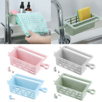 Sink Sponge Storage Dish Drain Brush Holder Kitchen Bathroom Hanging Holder