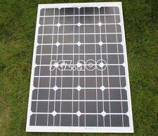60W 12V Solar Panel Regulator Portable Camping Power Generator Battery Charger