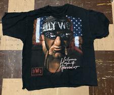 VTG WCW nWo RARE Hollywood Hulk Hogan 4 President Shirt XL WWF RARE HTF WWE
