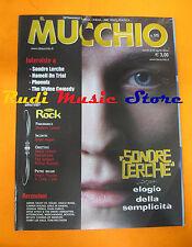 Rivista MUCCHIO SELVAGGIO 575/2004 Sondre Lerche Phoenix Divine Comedy  No cd