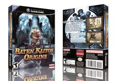 Baten Kaitos Origins Replacement Game Cube Case + Box Art Work Cover No Game