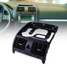 Front Dashboard Central Air Vent Dash AC Heater Vent Fit For VW Jetta Golf MK5