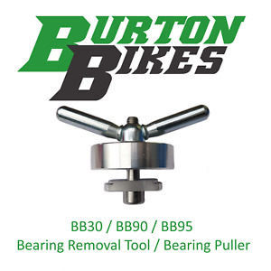 Burton Bikes BB30 BB90 BB95 Pro Bearing Removal Tool, Bottom Bracket Puller