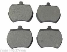 MG MIDGET, AH SPRITE '66-'79 FRONT BRAKE PAD SET (NEW) GBP281 6F2