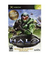 HALO Combat Evolved Original Xbox Game Professionally Resurfaced Rated M