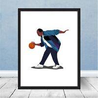 The Office Stanley Hudson Basketball Secret Weapon Dunder Mifflin Gift Pretzel