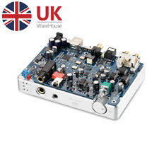 Portable USB DAC Amp XMOS OPT/COAX Audio Decoder Digital to Analog Converter DSD