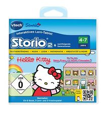 >> VTech 80-231104  - Storio 2 Lernspiel - Hello Kitty  >>