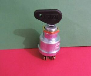 NEW MASSEY FERGUSON 135 245 IGNITION STARTER SWITCH