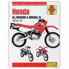 Manual Haynes Honda XL600R 83-87,XR600R 85-00,XR650L/R 93-08