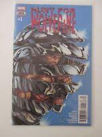 Hunt for Wolverine #1 Marvel Comic 1st Print 2018 unread NM