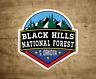 "3"" Black Hills National Forest Decal Sticker South Dakota Vinyl Indoor Outdoor"