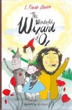 THE WONDERFUL WIZARD OF OZ Frank L Baum New! paperback 2016 Alma Childs Classic