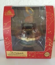 Disney Limited Release CHIP 'N & DALE Duos Sketchbook Christmas Ornament NEW