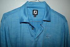ACC AUSTIN TEXAS COUNTRY CLUB FootJoy Polo Golf Shirt Mens Large Jersey