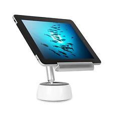 NOUVEAU! LAMPE LED ENCEINTE BLUETOOTH & SUPPORT TABLETTE PC LISEUSE E-BOOK BLANC