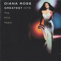 The Best Of Diana Ross: The RCA Years (CD RCA 07863 67410-2, OOP & Like NEW)