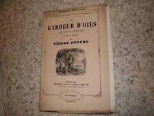 1850.Chant chansons.44e liv.Le gardeur d'oies.Pierre Dupont