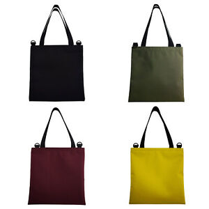 Wholesale Goodstart Jones Shopping Tote Water-Resistant with D-Rings 34cm x 34cm