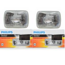 Philips High Low Beam Headlight Light Bulb for Toyota 4Runner Tacoma Corolla th
