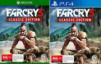 Farcry Far Cry 3 Classic Edition Sony PS4 Playstation 4 XBOX One Shooter Game
