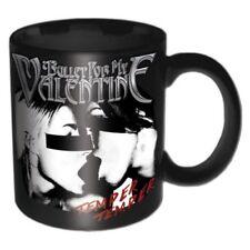 More details for bullet for my valentine bfmv temper temper black boxed premium coffee mug cup