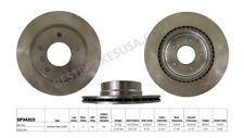 BEST BRAKE GP34315 Brake Rotor, Front or Rear (See application details below)