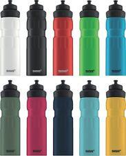 Sigg 8327.00 Travellerflasche Trinkflasche Sportflasche 1,0l alu Radsport Reisen