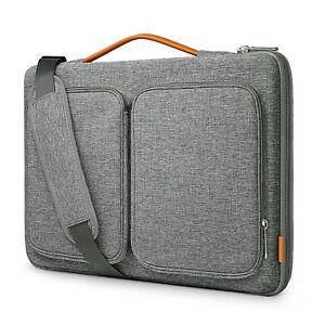 Laptophülle Tasche 13 Zoll Schultertasche für 13 Zoll MacBook Air/Pro 2020-2012