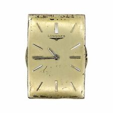 Vintage Longines Watch Co. Movement 17 Jewels Adj To Temp & 2 Pos 4327099 22mm