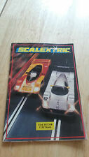 SCALEXTRIC CATALOGUE - 32ND EDITION POCKET SIZE